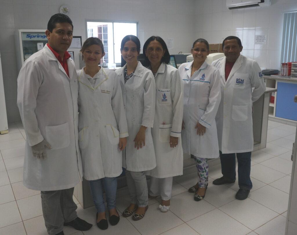 Equipe de Bioquímicos